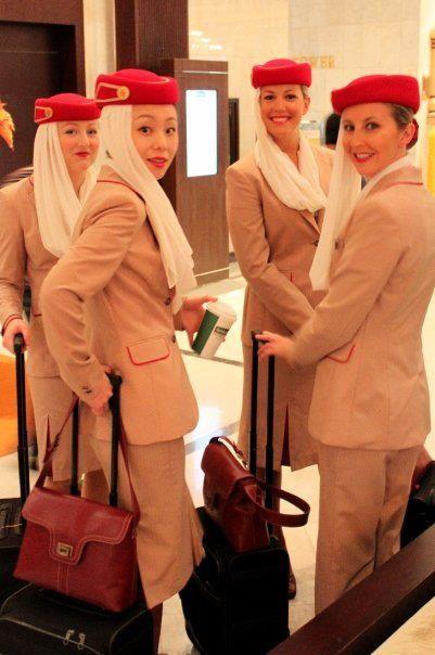 World's Best Flight Attendant Headwear! | Aviation ...
