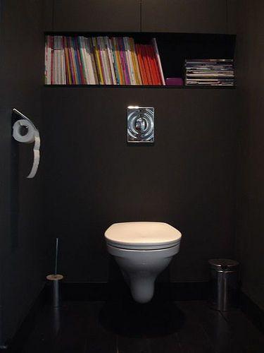 La Décopèlemêle - Visite - Le Noir - - El' Lefébien | Toilet And House