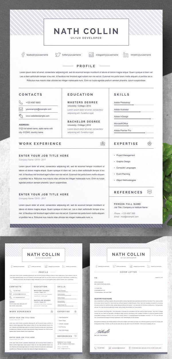 Browse our libraries of free downloadable resume templates
