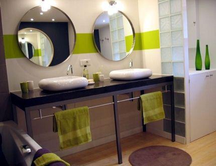 Un peu d\'aide ? Déco salle de bain (photo) | Vie pratique, Deco ...