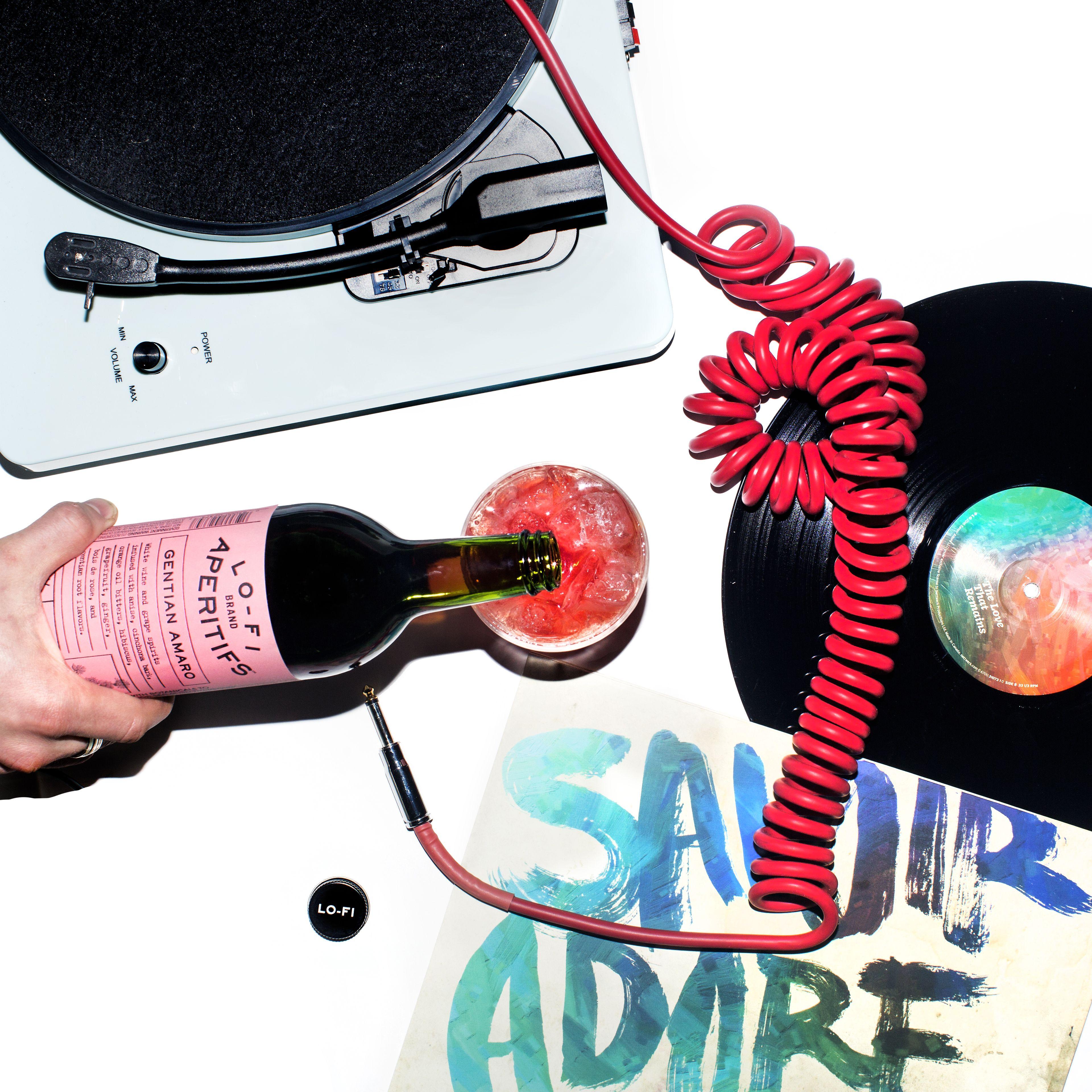 Lo Fi Aperitifs On Twitter Mixtape Alcoholic Drinks Aperitif