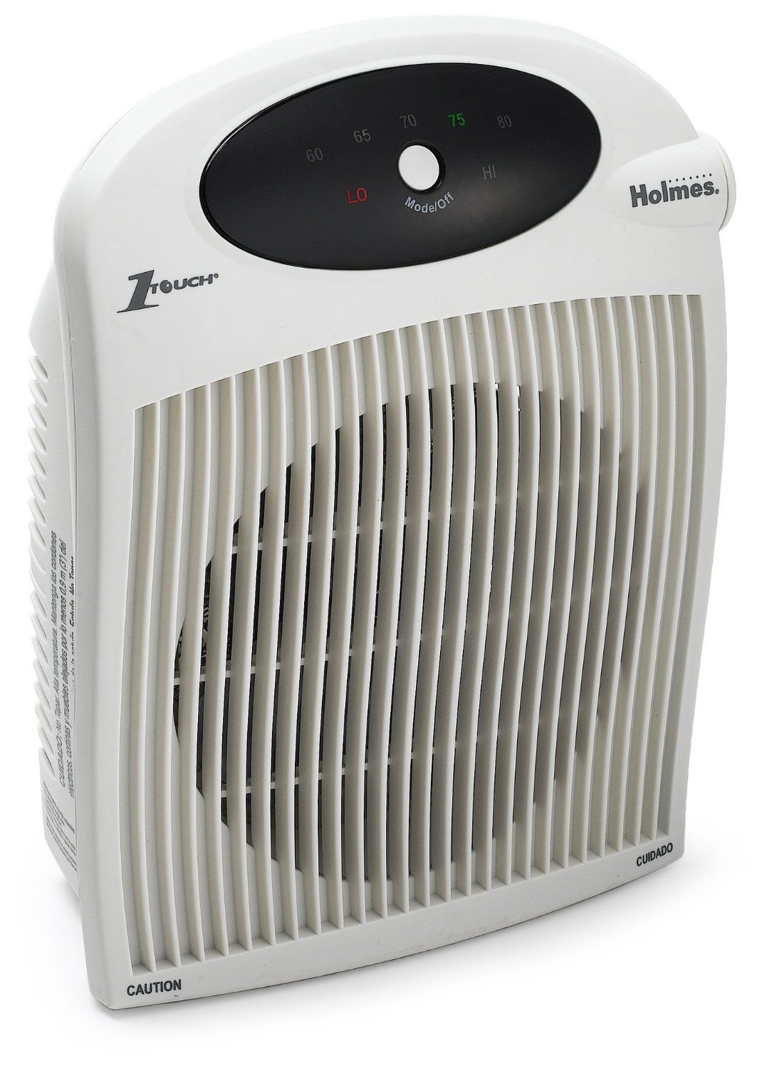 Small Space Heater For Bathroom. Amazon Com Holmes Heater With 1touch Control And Bathroom Safe Plug Home Kitchen