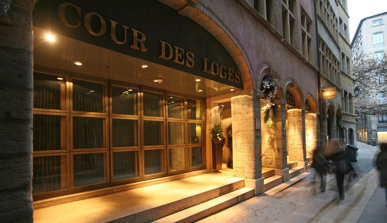 Hotel 5 Etoiles A Lyon Cour Hotels 5 Etoiles Luxe