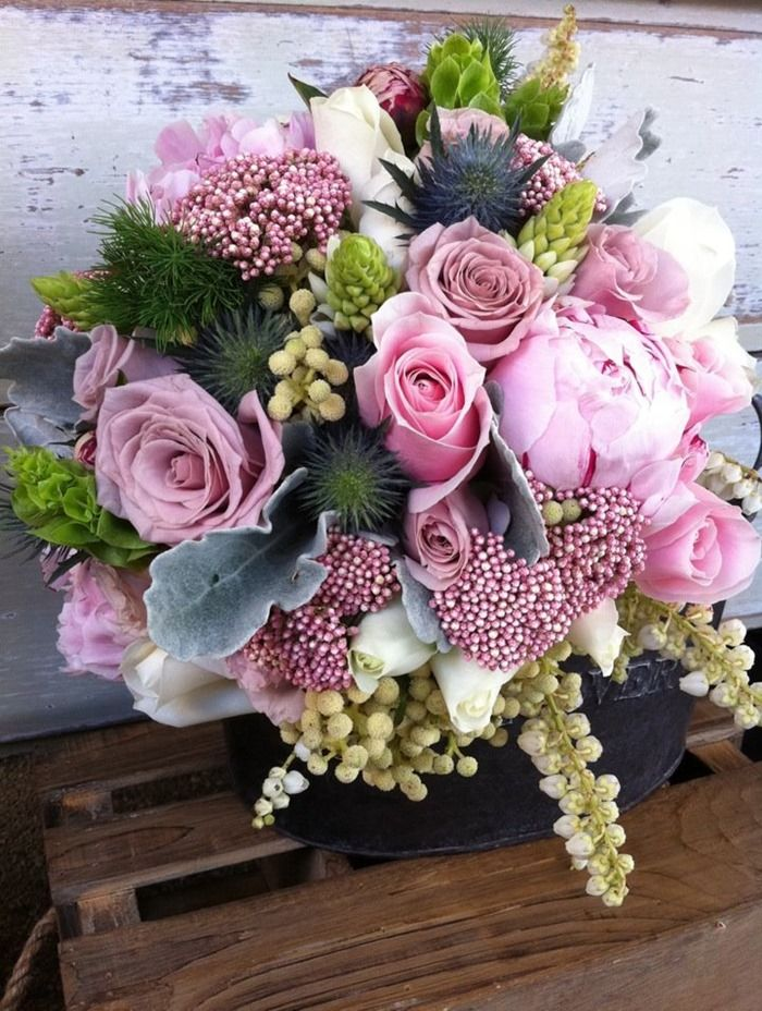 Riceflower | Bouquets of Ascha Jolie | wedding bouquets | Pinterest ...