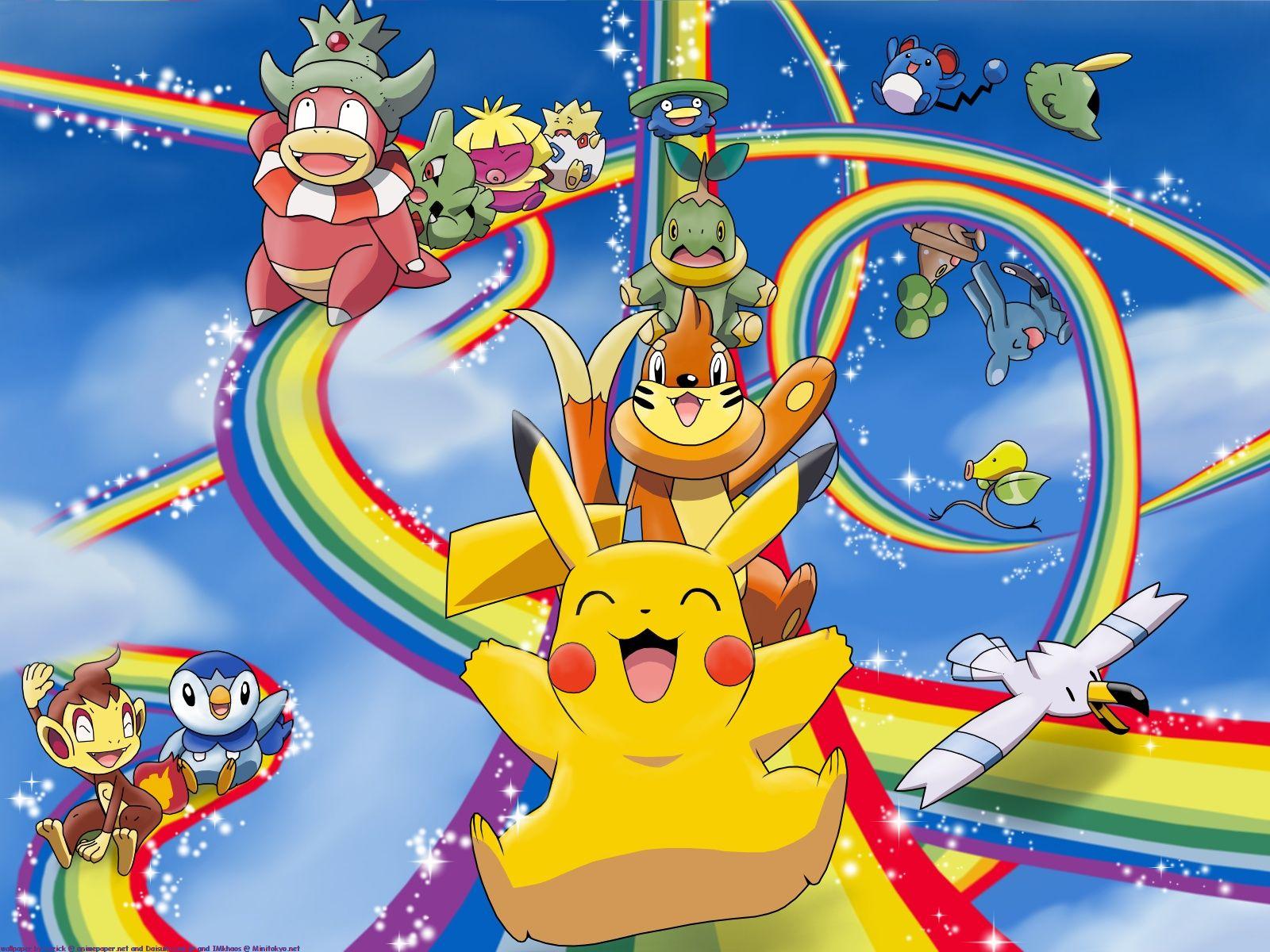 Pokemon Hd Wallpaper Cute Pokemon Pokemon Cute anime pokemon wallpaper
