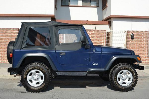 Jeep En Ecuador 1998 Jeep Wrangler Sport Autos Guayas Jeep