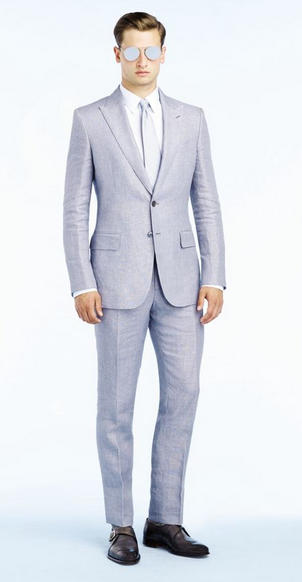 Inspiration for the FINE magazine July photo shoot mens look