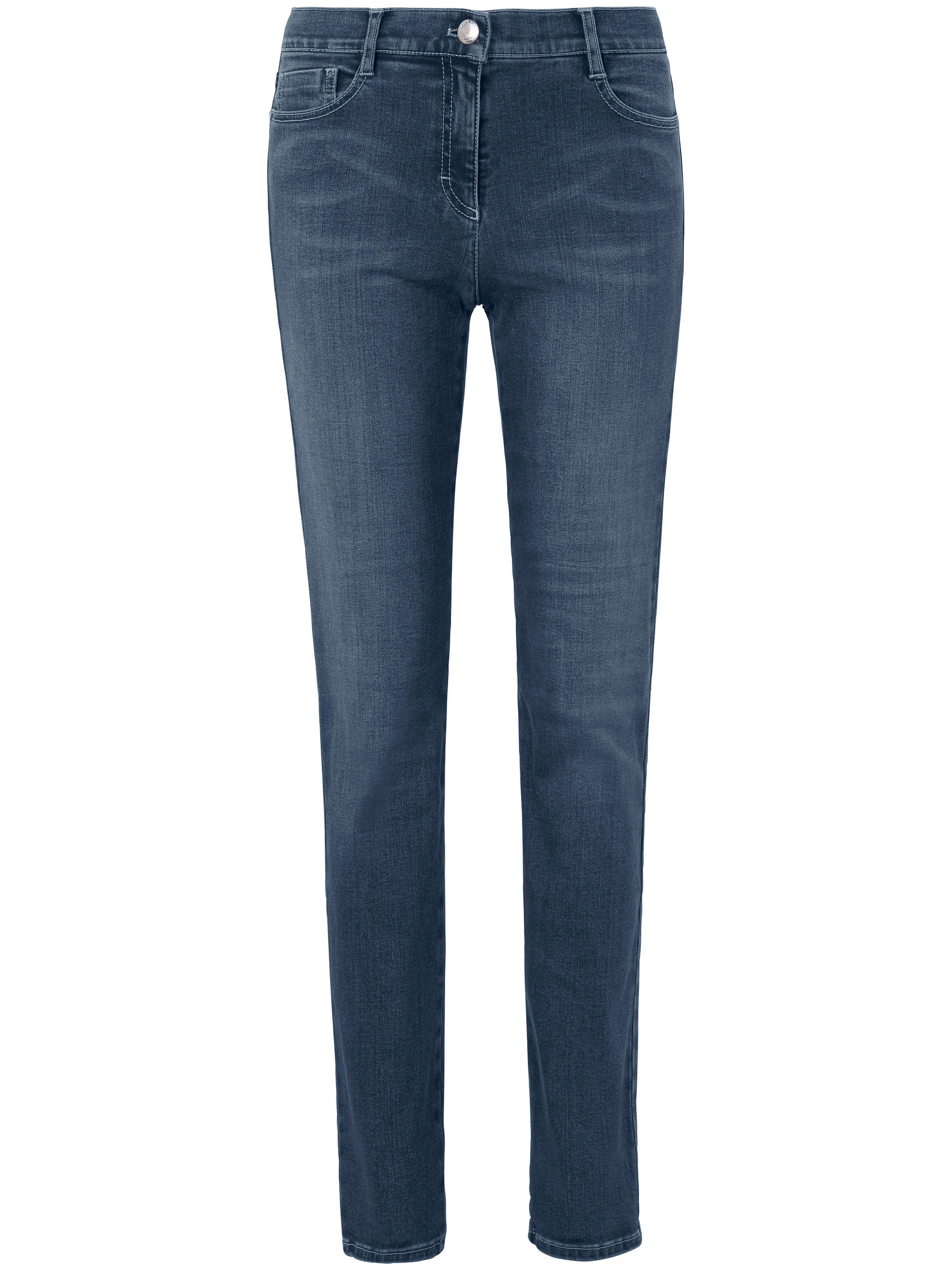 c1a8f8d29134d Le jean Slim Fit modèle Shakira Brax Feel Good denim taille 21 ...