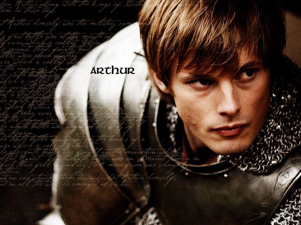 Merlin and Arthur wallpaperby Elfadeiboschi on deviantART