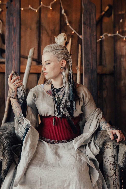 2019 Viking Wedding Dress Plus Size Dresses for Wedding