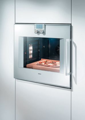 gaggenau 30 single convection oven side swinging door is. Black Bedroom Furniture Sets. Home Design Ideas