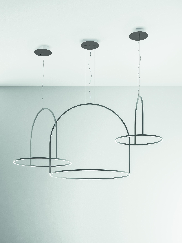 U light suspended lamps in aluminium available in several colours u light suspended lamps in aluminium available in several colours and sizes built arubaitofo Image collections