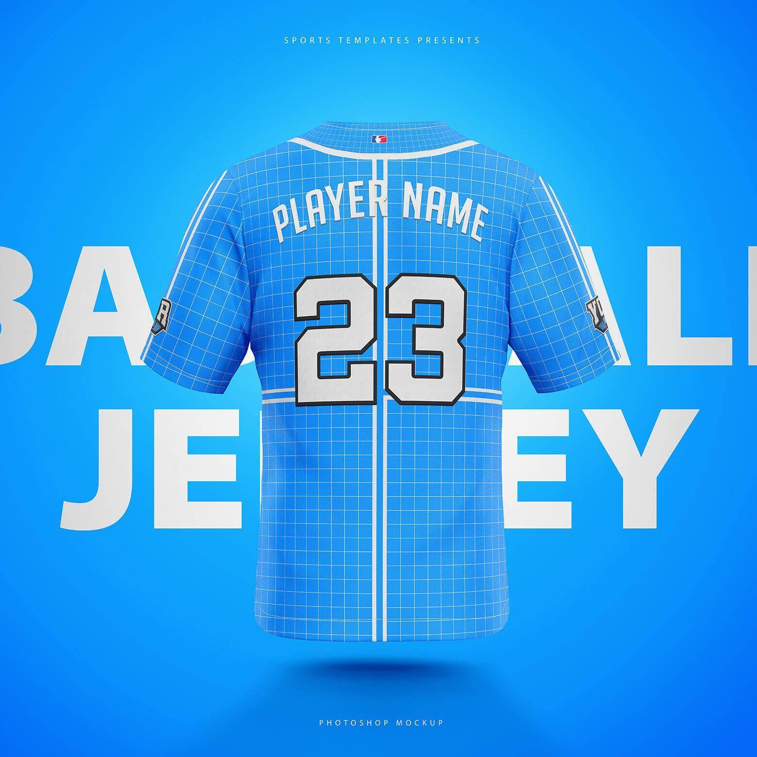 Download Baseball Jersey Template Baseball Jerseys Jersey Sports Templates