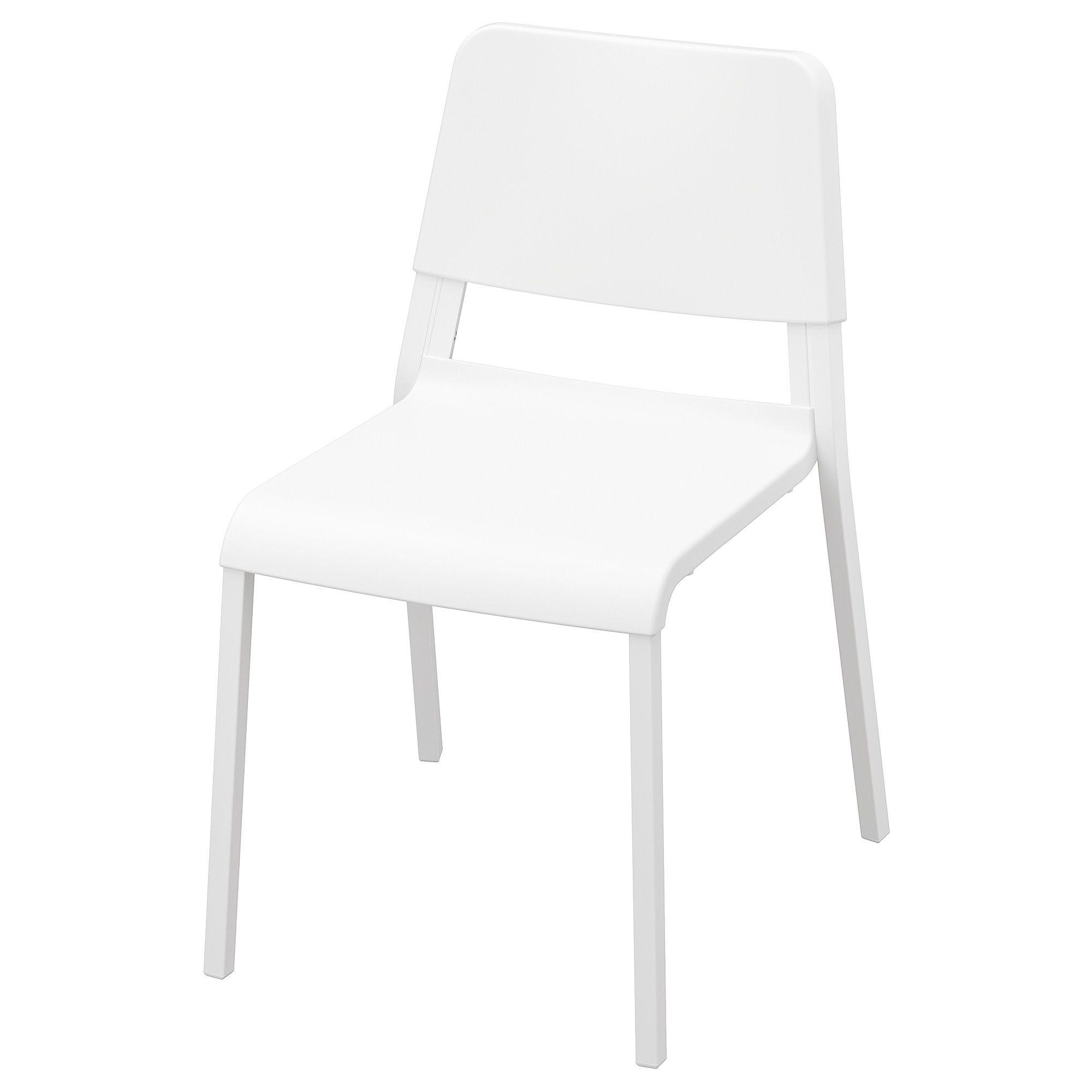 Teodores Stuhl Weiss In 2019 Ikea Stuhl Ikea Esszimmerstuhle Und