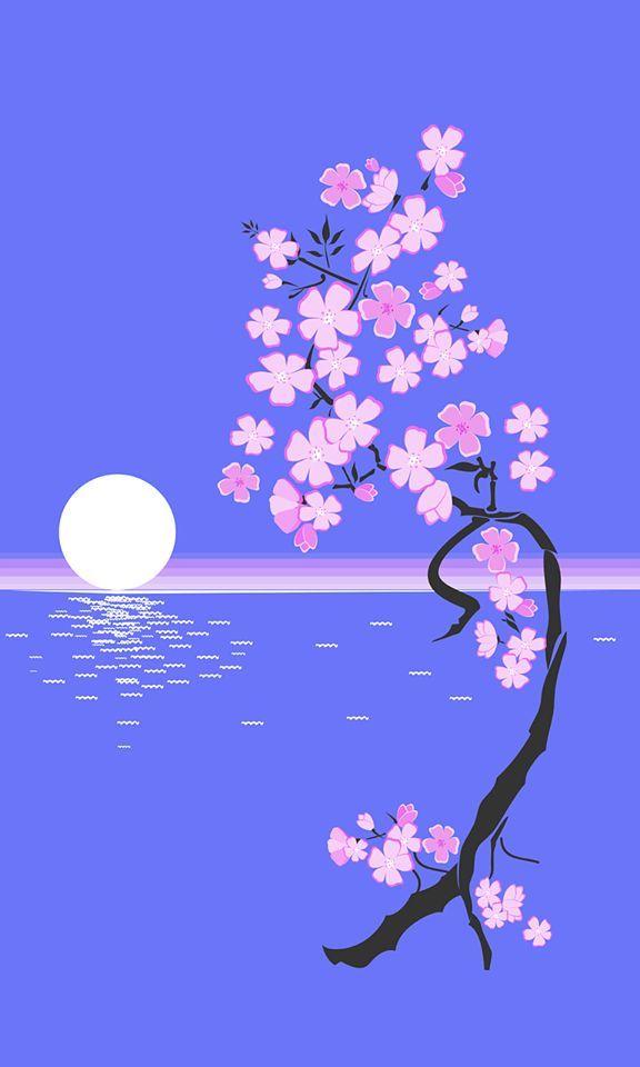 Shu Mizoguchi Google Search Cherry Blossom Wallpaper Anime Background Anime Cherry Blossom