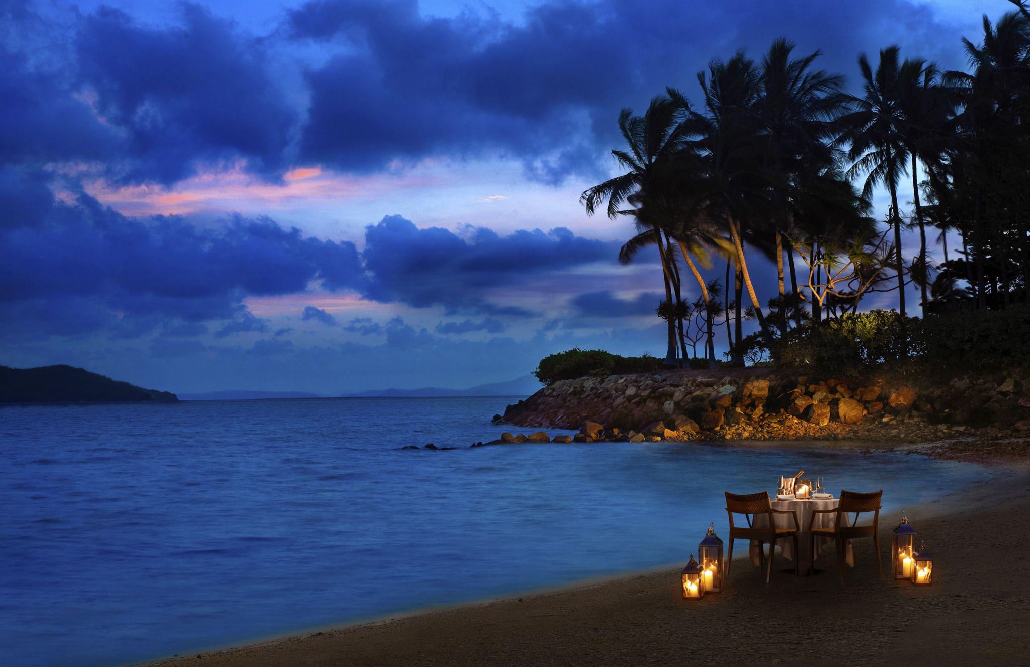 Under the Stars, Coconut Beach