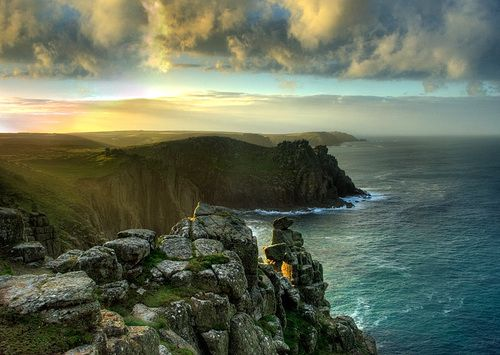 Land's End, England