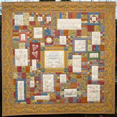 Quikts and friends quilts