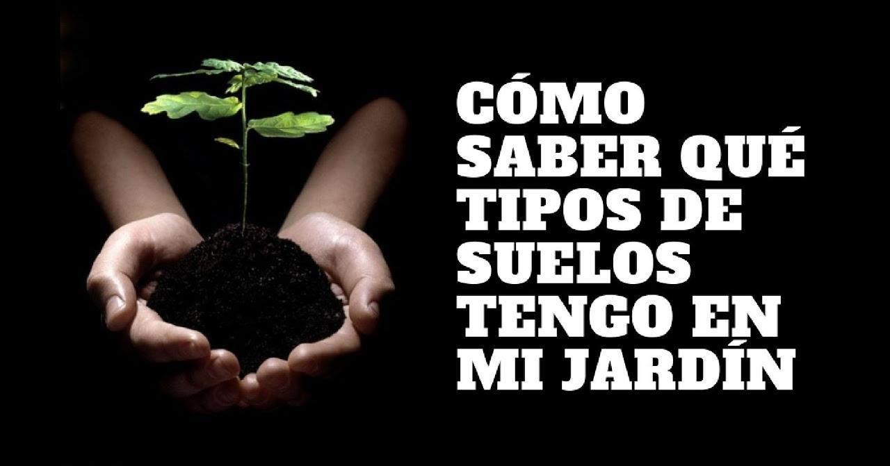 C Mo Saber Qu Tipo De Suelos Tenemos En El Jard N Plantas Red  ~ Cuando Hay Que Abonar Los Arboles Frutales