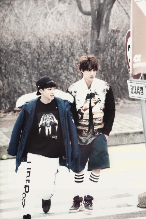 Kai and Chen