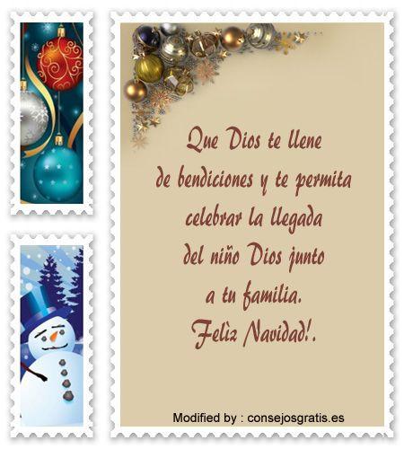 Pensamientos De Navidad Para Mis Amigosmensajes De Navidad