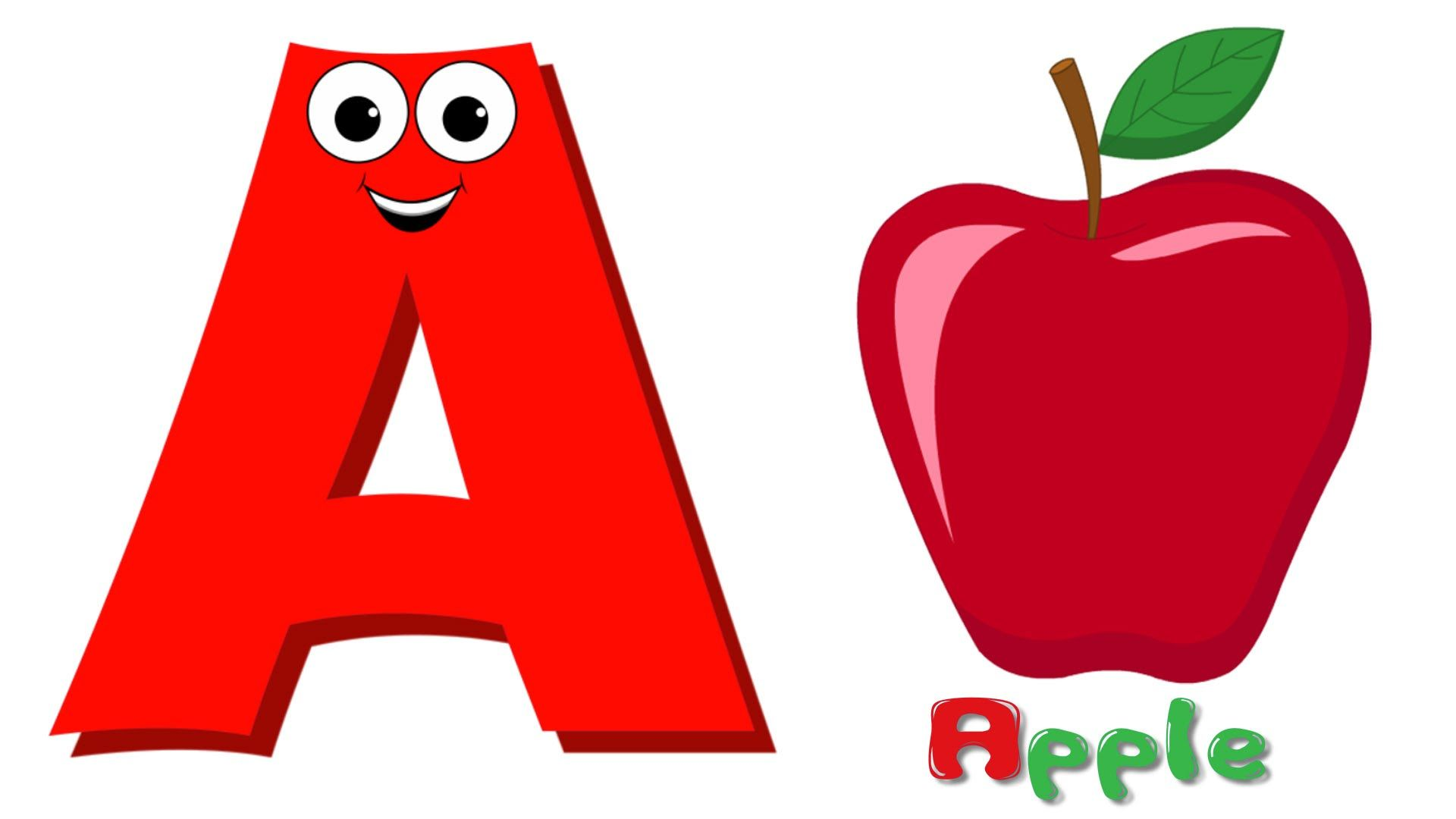 Phonics Letter A | ABC Song | Alphabet A