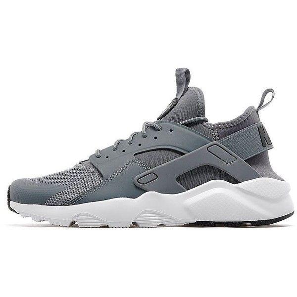 4e34e52d1214c Nike Huarache Ultra ($140) ❤ liked on Polyvore featuring men's fashion,  men's shoes, mens lightweight running shoes, mens shoes and nike mens shoes