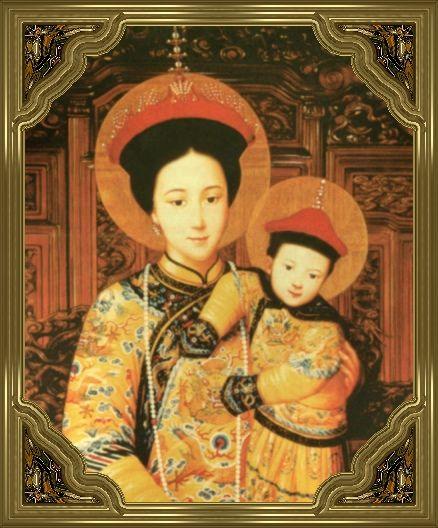 Peking Mother of God