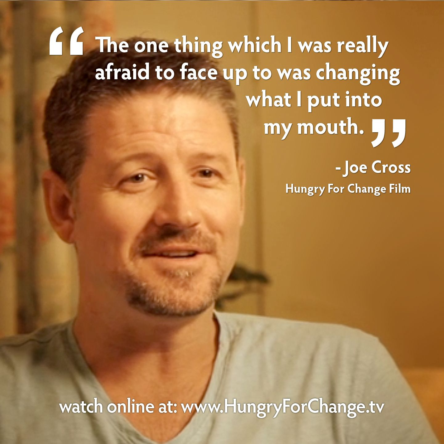 Joe Cross Hungry For Change Watched This On Netflix, This