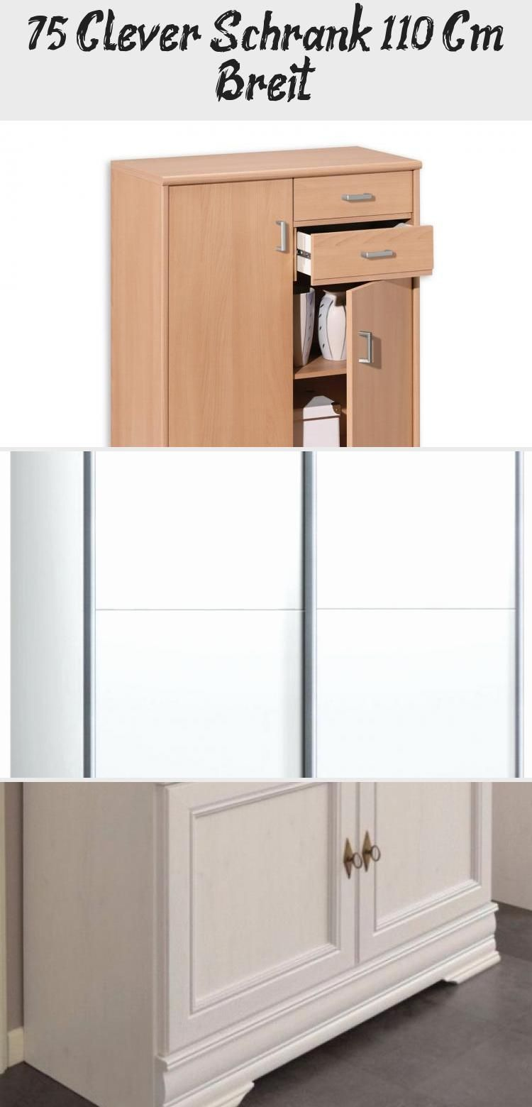 75 Clever Schrank 110 Cm Breit Decor Home Decor Furniture