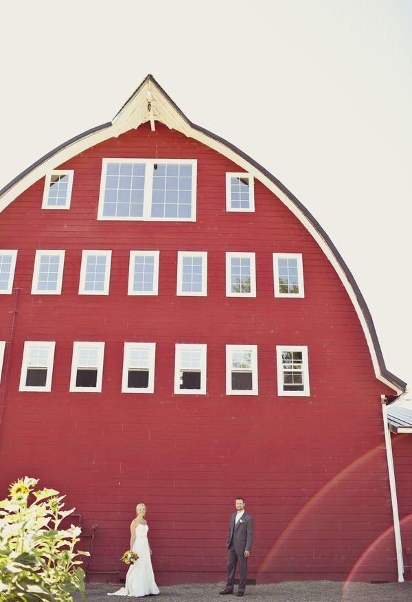 Stunning DIY Barn Celebration In Washington Seattle Wedding VenuesWedding