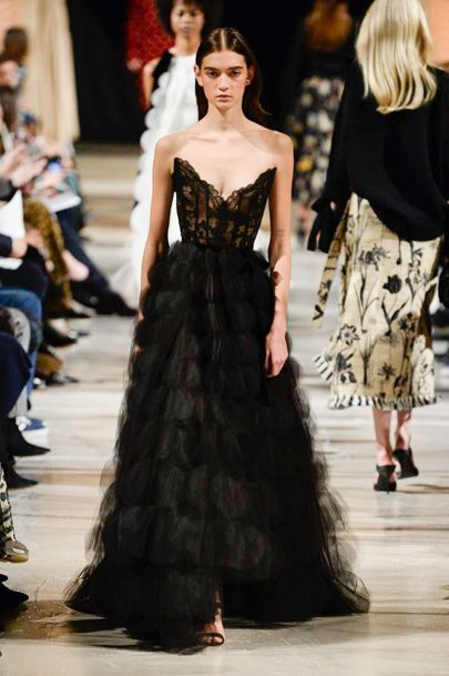 Oscar De La Renta Autumn/Winter 2018 Ready To Wear