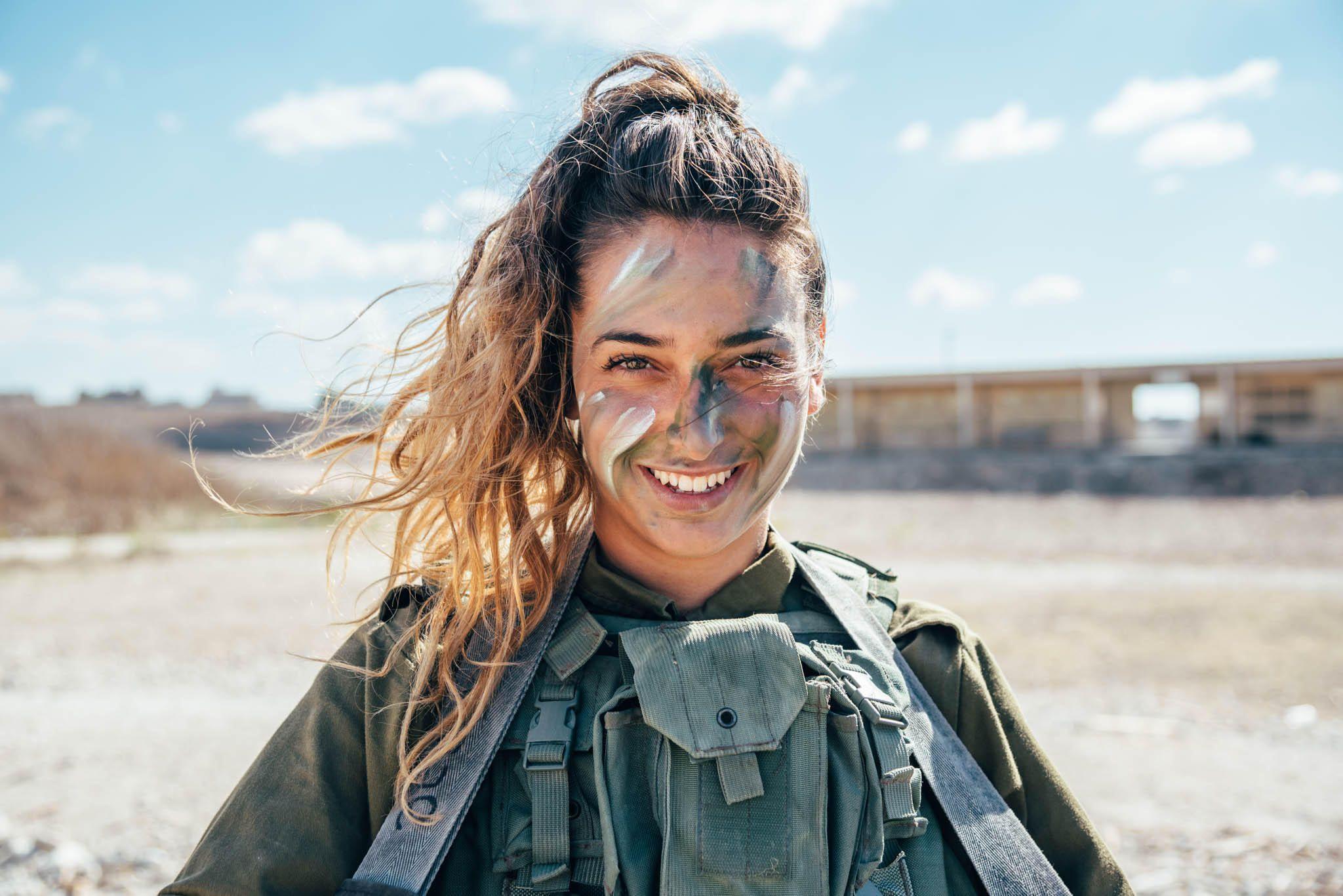Women of the IDF [1266x845]
