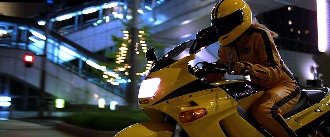 Resultado de imagen para kill bill motorbike