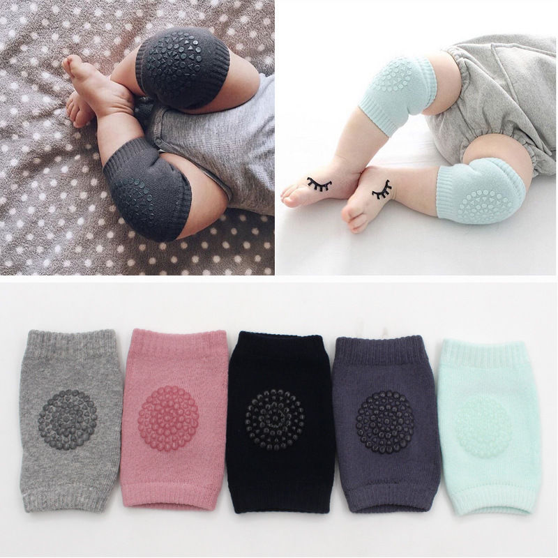 New Safety Crawling Protective Knee/Elbow Pads for Toddler Baby ...