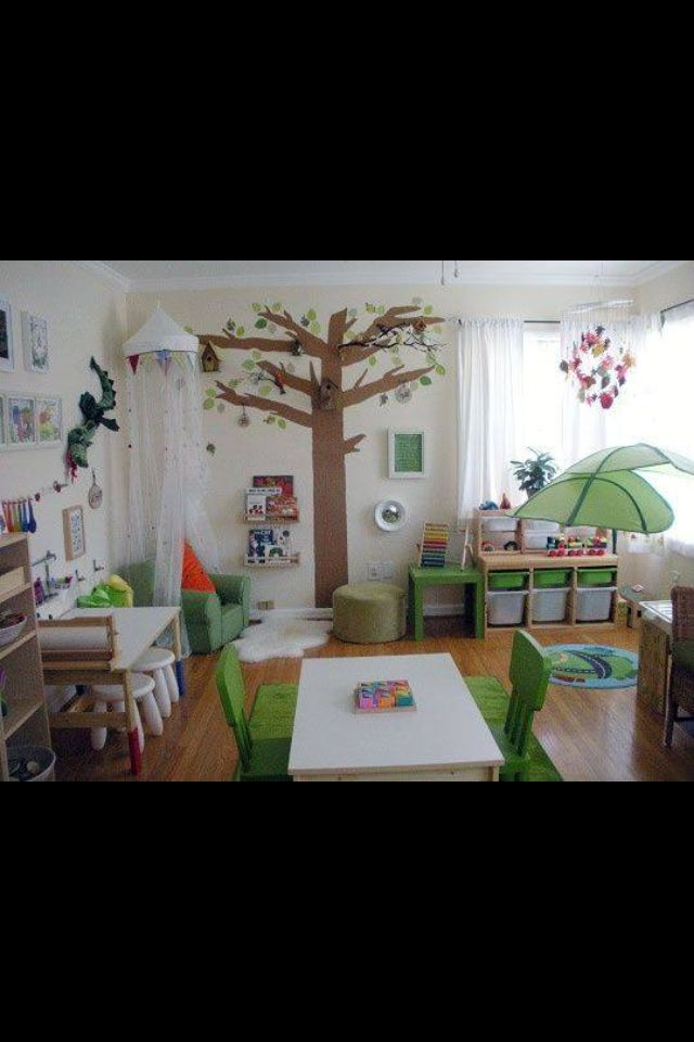 Day care room | Classy kids | Pinterest | Room, Daycare ideas and ...
