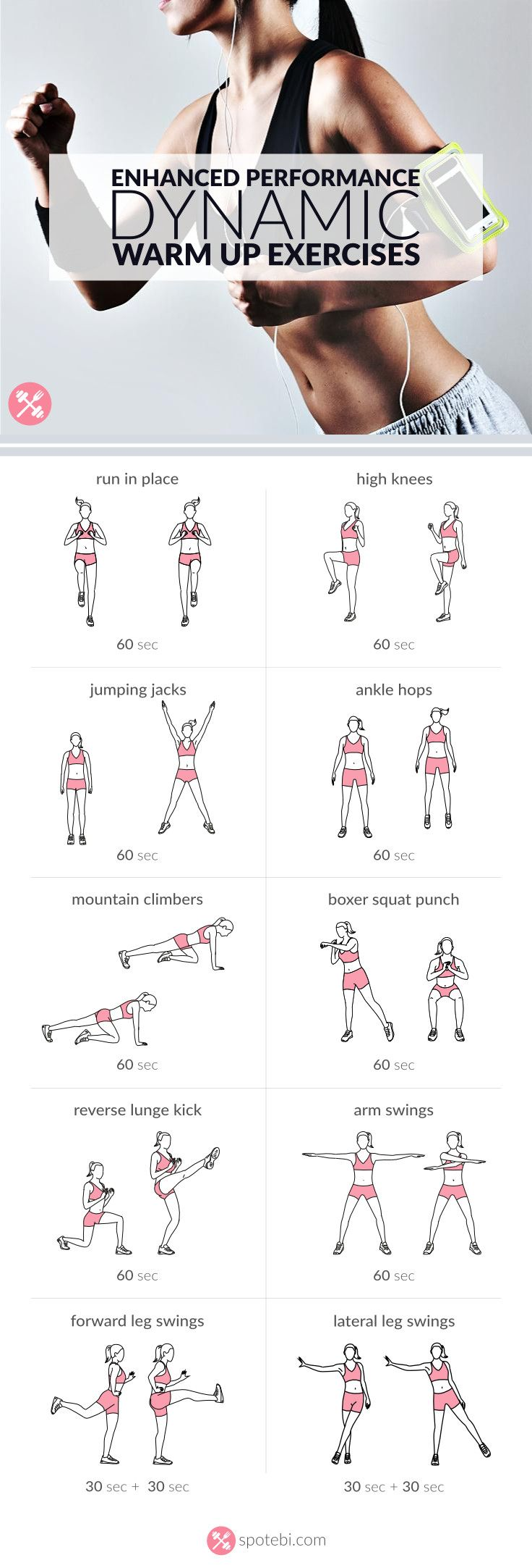 Ankle Warm-Up Exercises recommend