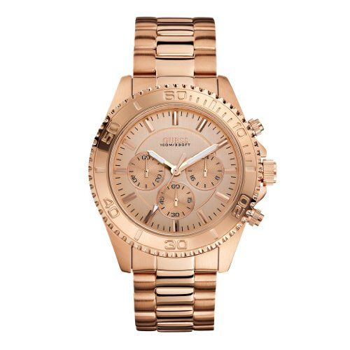e3c5dd4f299 Guess Trend Rose Gold Watch W0170G4 GUESS http   www.amazon.com dp ...