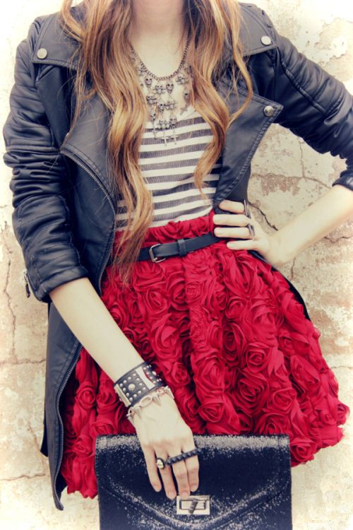 Motto & Roses <3 L.O.V.E.