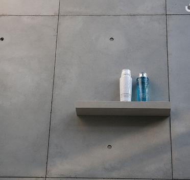 ConcreetDesign Douche Planchet | Badkamer accessoires | Gespot door ...