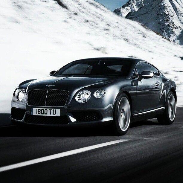 The Lavish Bentley Continental GT Via Carhoots.com