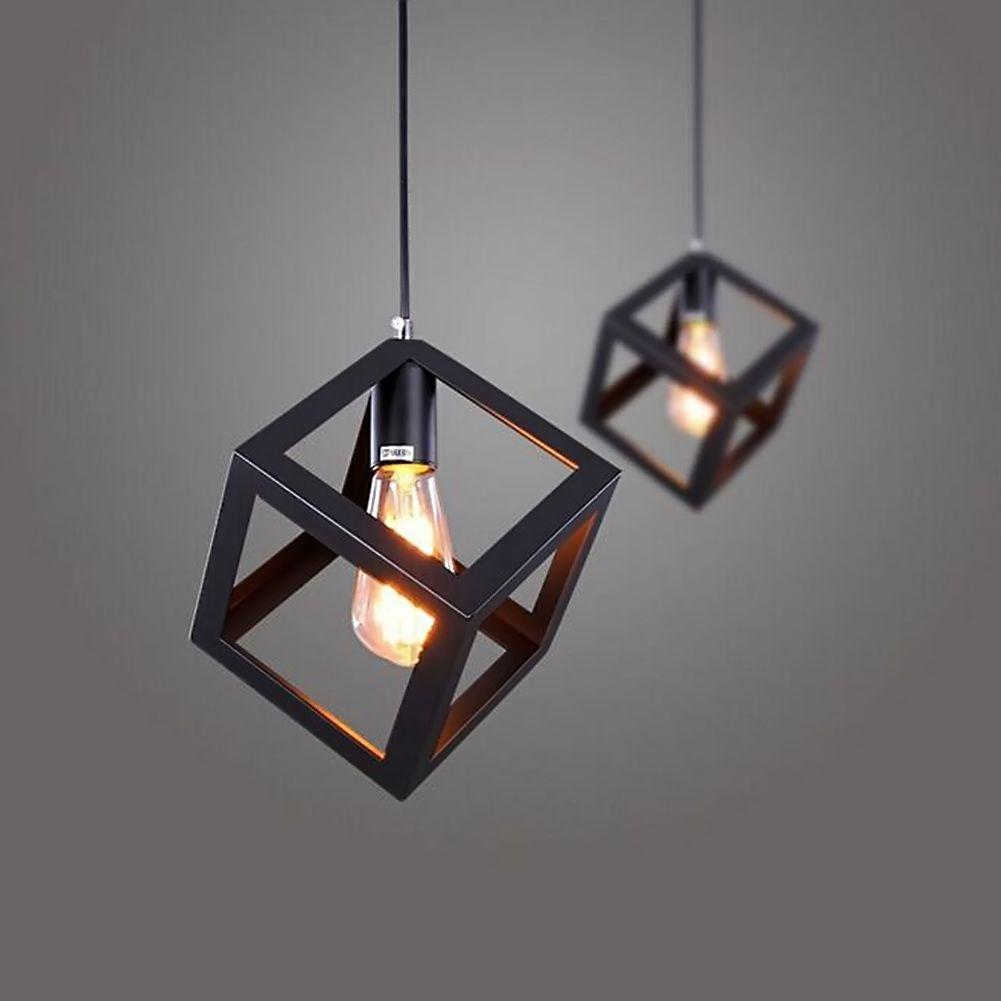 industrial lighting fixtures vintage. Vintage Industrial Lighting Copper Lamp E27 Holder Pendant Light American Aisle Lights Nordic Retro Warehouse Fixtures