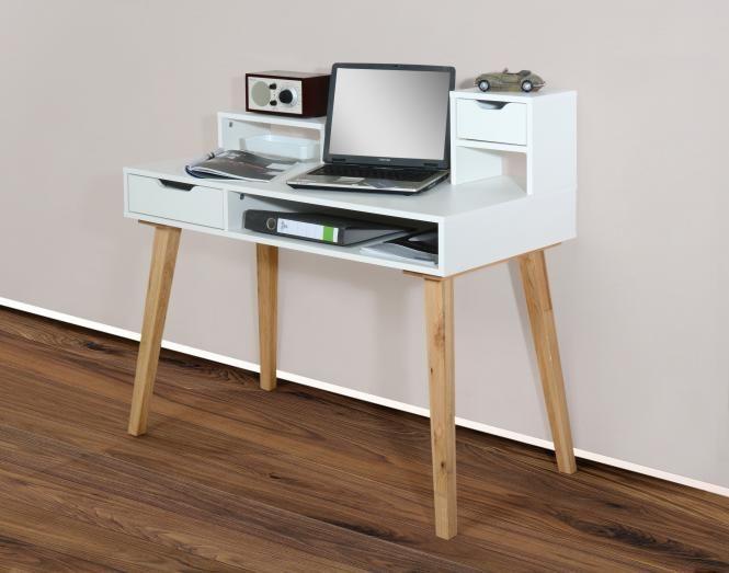 1194 Schreibtisch Computertisch Sekretär In