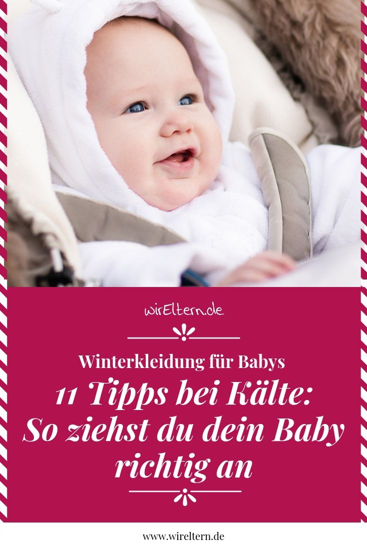 11 tips for cold: attract babies properly