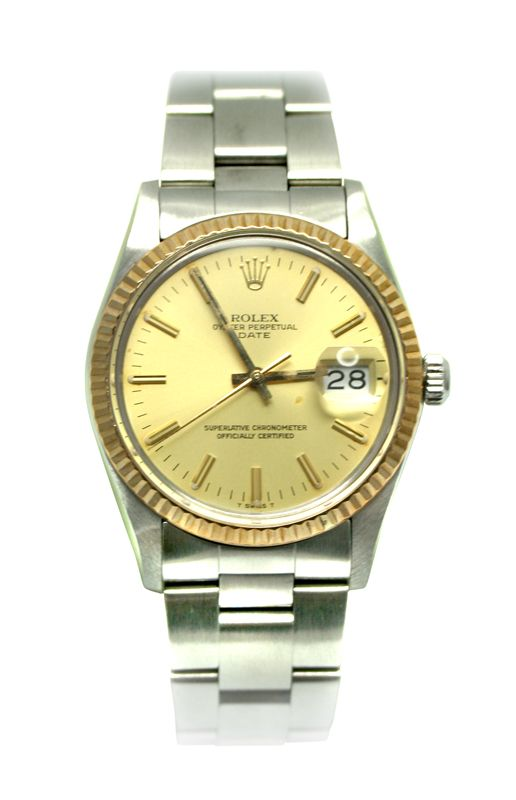 Rolex Oyster Perpetual Date 15000 Reloj