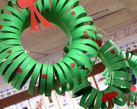 Manualidades De Navidad Faciles Para Ninos Navidad Cositas Lindas - Trabajos-manuales-de-navidad-para-nios
