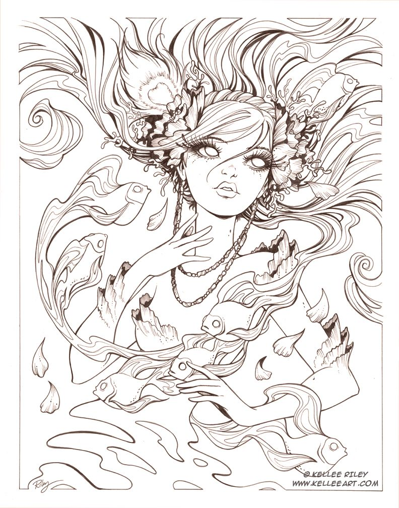 Chasing Dreams inks by KelleeArt on DeviantArt | Reference Pictures ...