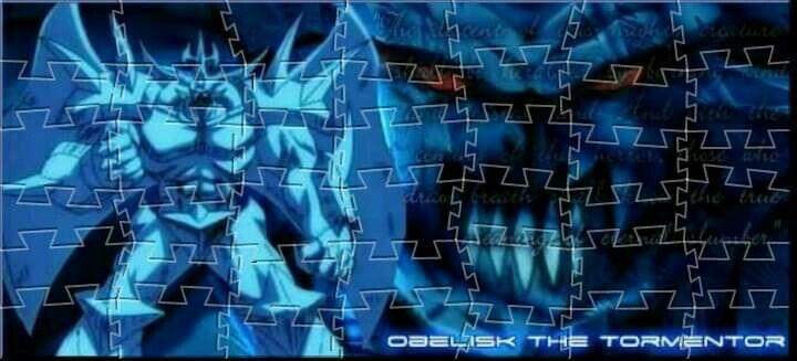 Obelisk the tormentor puzzle obelisk the tormentor