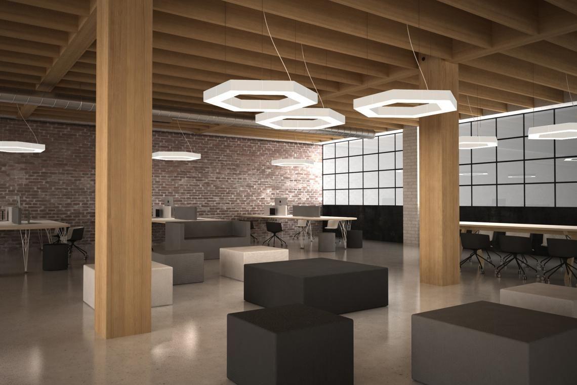 LightArt   LA2 Essentials - Hexes - Office Space   Home decor. Space. Room