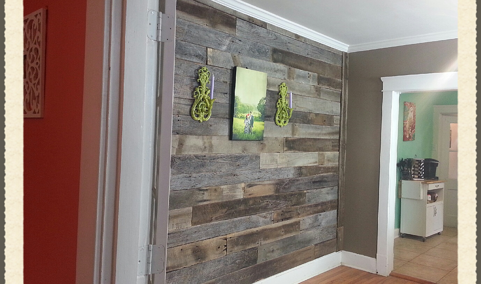 Reclaimed Barnwood Ceiling U0026 Wall Accents By Tennessee Wood Flooring.  Genuine Reclaimed Barnwood Adds Warmth And Character To Your Space.